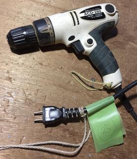 【25】電気ドライバードリル ACD-280