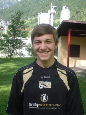 Bissig Thomas erzielte sein erstes Meisterschaftstor für den FC Flüelen!
