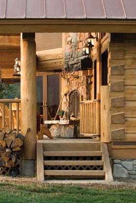 ле шале строительство под ключ деревянных домов