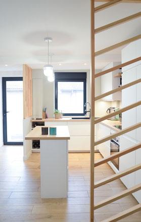 Architecture d'intérieur rendre esthétique espace fonctionnel contact tarifs devis sur mesure