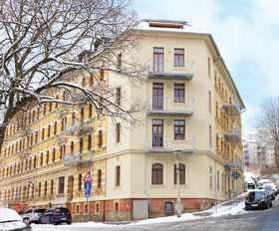 Hainstraße 4, nach der Sanierung