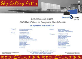 Sky Galleri Arts Barcelona Galeria