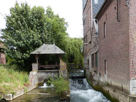 Moulin avant travaux