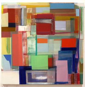 Anne Schreiber in der Galerie SEHR Koblenz