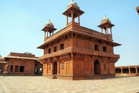 Fatehpur Sikri Akber Palace