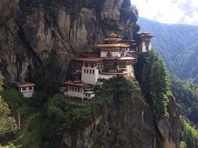 Bhutan Tiger nest Paro