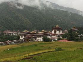 Bhutan Thimpu Dzong