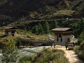 Bhutan 10 Tage Reise
