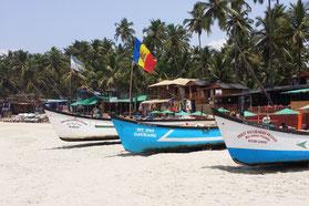 Goa Palolem Beach