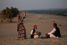 Jaisalmer  Wüste
