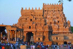 Trichy Brihadeeswara Tempel