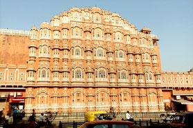 Jaipur Palast der Winde