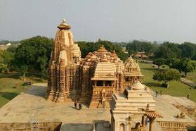 Khajuraho Tempel