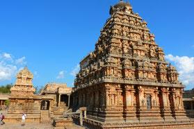 Darasuram Airavatesvara Tempel