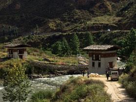 Paro Brücke