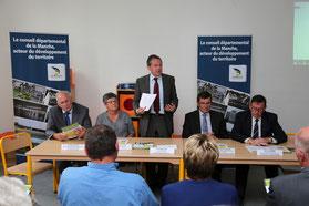 Plus d'infos sur www.manche.fr/conseil-departemental