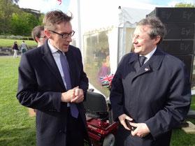 En conversation avec Ian Gorst, Premier Ministre de Jersey