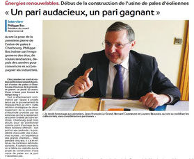 La Presse de la Manche, 20/03/2017
