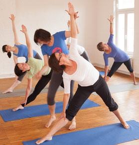 Yoga Anfängerkurs Eimsbüttel