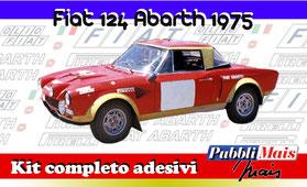 FIAT 124 ABARTH RALLY (1975)