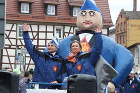 Umzug Schefflenz 2016