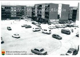 Plaza Santo Domingo años 80