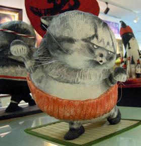 ドラ猫 猫衆 人形