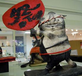 猫衆 人形 ドラ猫