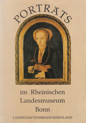 Katalog / Hrsg. Prof. Dr. Stefan Germer und Prof. Dr. Barbara Lange / Stefan Zajonz, S. 85, Rheinland-Verlag, Köln, 1990
