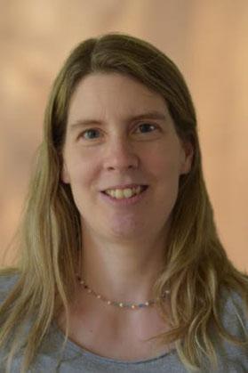 Pfarrsekretärin Birgit Haberl