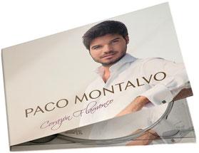 Paco Montalvo, carátula, corazón partio, frontal, foto, portada, sencillo, single