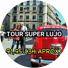 TOUR SUPERLUJO EN SEAT 600