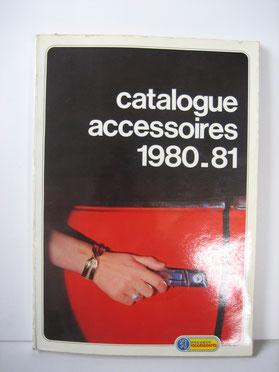 Catalogue accessoires Foto 36