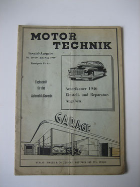 Motor Technik Nr. 19/20 Foto Nr. 136