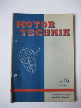 Motor Technik Nr. 15 Foto Nr. 135