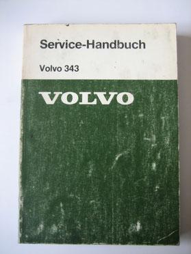 Volvo 343 Service Handbuch Foto 122