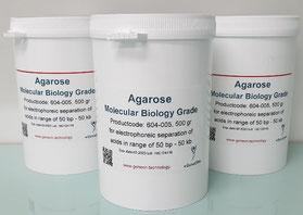Agarose, Electrophoresis, Gel of Agarose