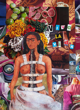 Artiste collagiste franco-uruguayenne_rosangeladelarco-occitanie-lescure 09