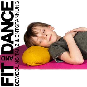 FitandDance by Lara Höll Fit@home Onlinekurse Kinder Entspannung Kinderyoga Yoga ADS Kids