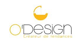 ©O'Design créateur de tendances, logo