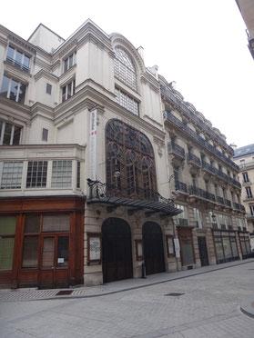 Le Théâtre de l'Athénée Louis Jouvet a été inauguré en 1896, de style à l'italienne il a été classé monument historique en 1995.