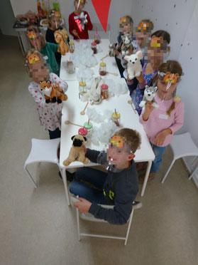 kreative Veranstaltung zum Kindergeburtstag in Karlsruhe, kreativer Workshop für Kinder in Karlsruhe
