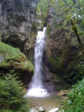 Cascade des Bouchoux