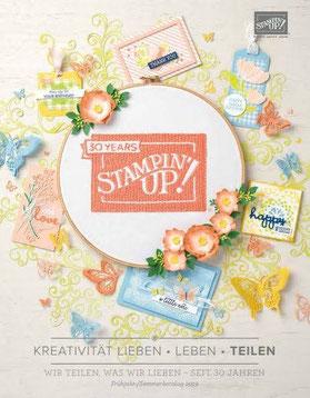 Stampin up Frühling Katalog 2019