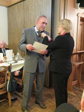 40 Jahre Mitglied im ADAC - Franz-Joseph Kollmann