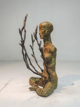 Fig 376B, 2017, Bronze, Unikat