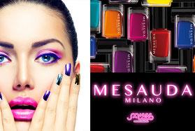 prodotti, mesauda, makeup, roma