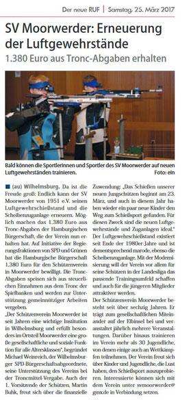Neuer Ruf Wilhelmsburg vom 25.03.2017, Seite 16