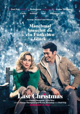 Last Christmas Plakat