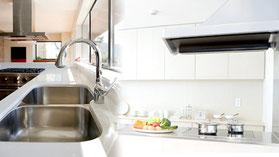 キッチン定期清掃の画像